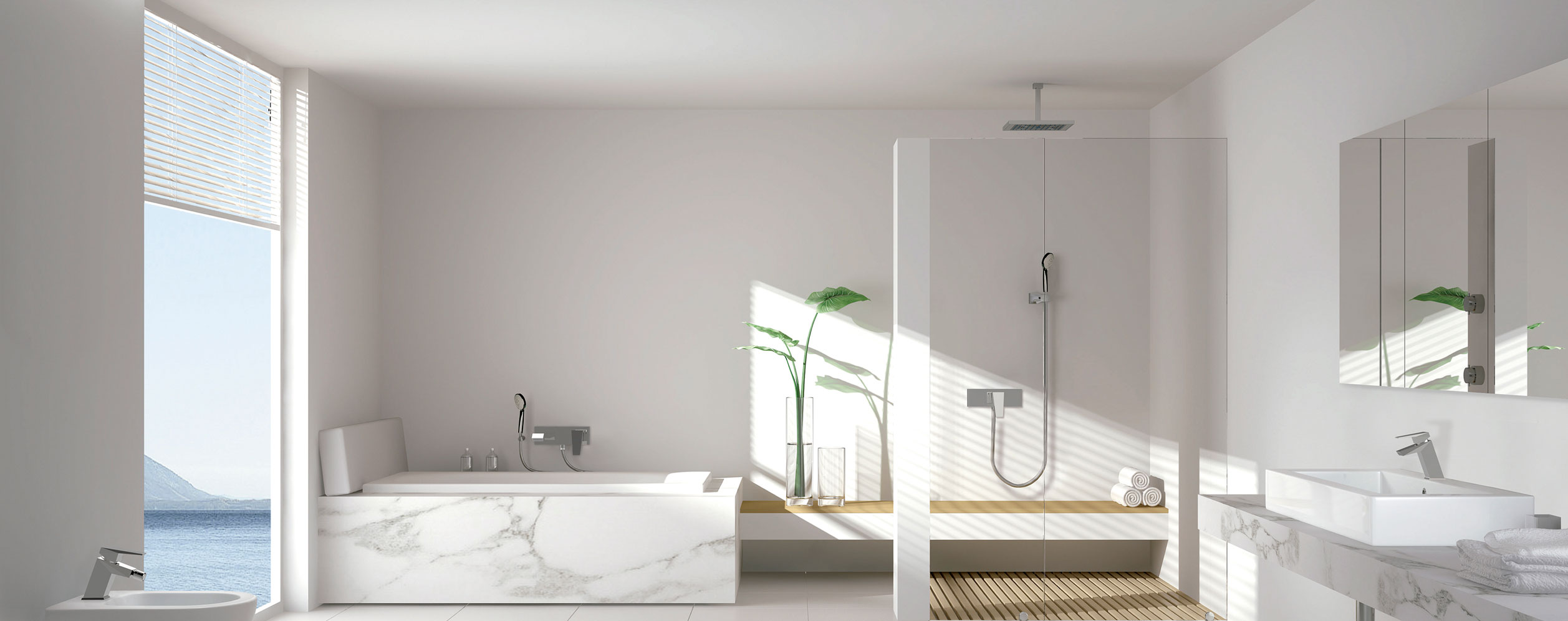 Faucets for bathroom | Grifería Clever